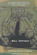 Wall Tappings An International Anthology of Women's Prison Writings 200 to the Present