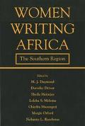 Women Writing Africa The Southern Region