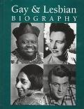 Gay & Lesbian Biography