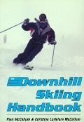 Downhill Skiing Handbook - Paul McCallum - Paperback - 1st ed