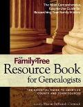 Family Tree Resource Book For Genealogists