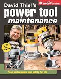David Thiels Power Tool Maintenance Power Tool Maintenance