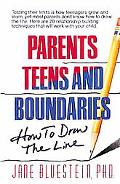 Parents Teens and Boundaries How to Draw the Line