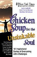 Chicken Soup for the Unsinkable Soul 102 Inspirational Stories of Overcoming Life's Challenges