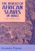 Revolt of African Slaves in Iraq in the 3Rd/9th Century