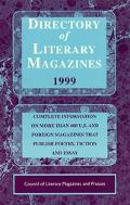 Directory of Literary Magazines, 1999