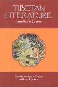 Tibetan Literature Studies in Genre  Essays in Honor of Geshe Lhundup Sopa