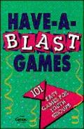 Have-A-Blast Games for Youth Groups