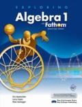 Exploring Algebra 1 with Fathom Dynamic Data Software Version 2
