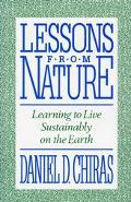 Lessons from Nature Learning to Live Sustainably on the Earth