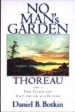 No Man's Garden: Thoreau And A New Vision For Civilization And Nature