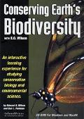 Conserving Earth's Biodiversity