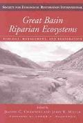 Great Basin Riparian Ecosystems Ecology, Management, and Restoration