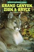 Wildlife Watcher's Guide: Grand Canyon, Zion and Bryce National Parks