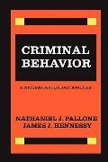 Criminal Behavior A Process Psychology Analysis  Personal Constructs-Stimulus Determinants-B...