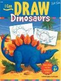 I Can Draw Dinosaurs (I Can Draw Series) - Yuri Salzman - Paperback - Special Value
