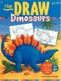 I Can Draw Dinosaurs (I Can Draw Series) - Yuri Salzman - Paperback - Special Value