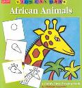 Kids Can Draw African Animals