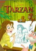 How to Draw Disney's Tarzan