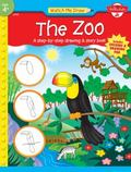 Zoo A Step-by-step Drawing & Story Book