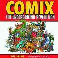 Comix The Underground Revolution