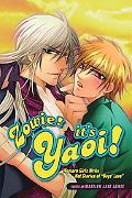 Zowie! It's Yaoi! Western Girls Write Hot Stories of Boys' Love