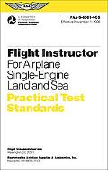 Flight Instructor Practical Test Standards for Airplane Single-Engine