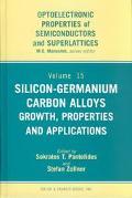 Silicon-Germanium Carbon Alloy