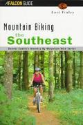 Mountain Biking the Southeast - Lori Finley - Paperback