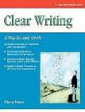 Clear Writing A Step-By-Step Guide
