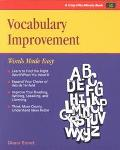 Vocabulary Improvement Words Made Easy