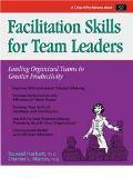 Facilitation Skills for Team Leaders
