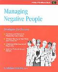 Managing Negative People Strategies for Success