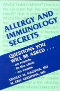 Allergy and Immunology Secrets
