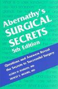 Abernathy's Surgical Secrets