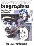 International Biographies (Book 2 : Asia, Australia, and Oceania)