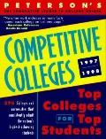 Peterson's Competitive Colleges,1997-98