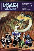 Usagi Yojimbo Book Four