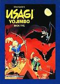 Usagi Yojimbo Book 5