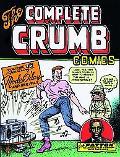 Complete Crumb Comics
