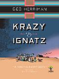 Krazy and Ignatz 1943-1944: He Nods in Quiescent Siesta