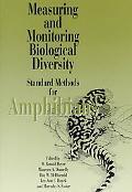 Measuring and Monitoring Biodiversity Standard Methods for Amphibians