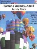 Ramona Quimby, Age 8 - Teacher Guide by Novel Units, Inc. (Ramona Series)