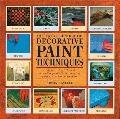 Encyclopedia of Decorative Paint Techniques - Elizabeth Wilhide - Hardcover