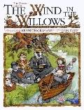 The Classic Tale of The Wind in the Willows - G. C. Barrett - Hardcover - Special Value