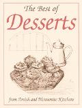 Best of Desserts From Amish and Mennonite Kitchens