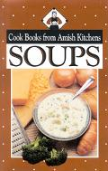 Soups Cook Books from Amish Kitchens