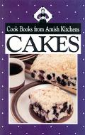Cakes Cook Books from Amish Kitchens