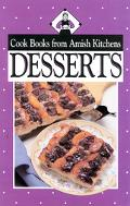 Desserts Cook Books from Amish Kitchens