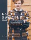 Knitted Sweater Style Inspirations in Color